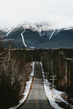 youseethenew: Road to Mount Washington   Instagram: BToneVibes...
