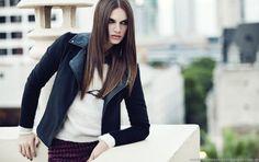 Moda y Tendencias en Buenos Aires : COLECCIÓN MAB OTOÑO INVIERNO 2014 MODA EN INDUMENT...