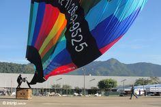 Leia e saiba como é a experiência de um vôo de balão realiado na Cidade Maravilhosa!