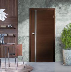 DVEŘE: Interiérové laminované dveře ELISTA, lamino | SIKO Tall Cabinet Storage, My House, Divider, Mirror, Room, Furniture, Home Decor, Bedroom, Decoration Home