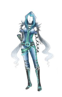 custom outfit for StarMoonMelody by LotusLumino on DeviantArt