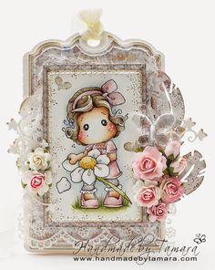 http://www.handmadebytamara.com/2015/01/magnolia-only-ribbon-girl.html