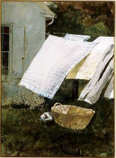 Wyeth. Light Wash