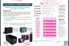 Join my team or host a party for this great extra income opportunity!