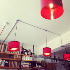 Peckham Refreshment Rooms - bar/cafe open 7am until after midnight...