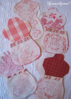 Paso a paso – Funda para tijeras – Guardatijeras – Costura – Telas – Tutoriales y patrones – Comando Craft Scrap Quilt Patterns, Doll Patterns, Sewing Patterns, Coin Couture, Christmas Aprons, Christmas Sewing, Small Sewing Projects, Sewing Projects For Beginners, Sewing Lessons