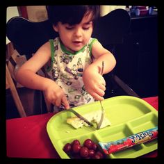 """""""Montessori is innately simple. It's us who make it complicated with our Montessori-inspired trays and sensory bins."""""""