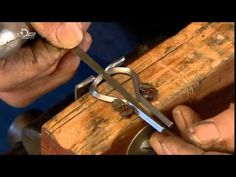 How It's Made Jaw Harps & Mouth Bows - YouTube