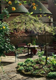The Soho Townhouse, The House of St Barnabas