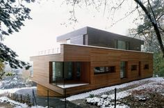Contemporary Eco-friendly Residence in Heilbronn, Germany