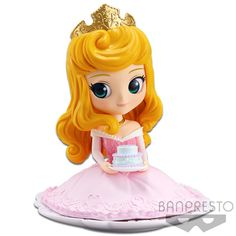 Q posket SUGIRLY Disney Characters -Princess Aurora-(Pastel color ver) Esmeralda Disney, Megara Disney, Disney Princess Characters, Pixar Characters, Sleeping Beauty Princess, Disney Sleeping Beauty, Wii U, Princesse Aurora, Captain Hook Disney