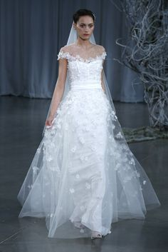 Monique Lhuillier Bridal Fall 2013 (4)
