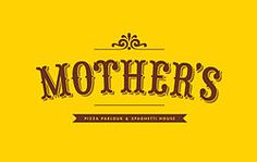 2013 logo of Mother's Pizza