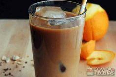 Receita de Café cremoso com laranja - Comida e Receitas