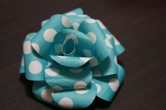 Bee-inspired: Paper Flower Tutorial (spring has sprung)
