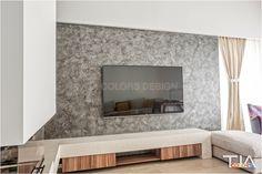 Mobila living la comanda. Comoda living. Living Room, Relax, Room, House, Home, Color, Fireplace, Color Design