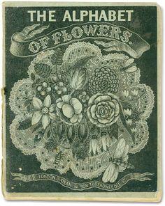The Alphabet of flowers