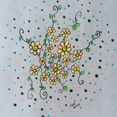 #201 of 365 July 20, 2015 Cluster of flowers! Something simple this time! Please like and share! Thanks!