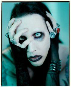 Vintage Marilyn Manson