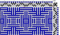 8 shaft weaving patterns - Google Search
