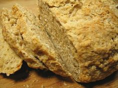 Irish Soda Bread with Brown Butter, Rosemary, and Black Pepper