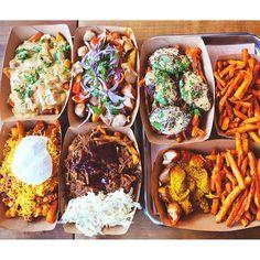 Frittenwerk - Die Pommesmanufaktur sweet potato, chilli cheese fries, chilli, chilli cheese, onions, fries, fritten, frittenwerk, fries before guys, fesh food fast, imbiss, bilk, düsseldorf, food, foodie, food photo, foodpic, germany, resturant, meatballs, meat, foodgasm