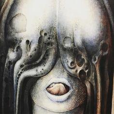 @lifeasmarc0 #swissmade #swissartist #giger #alien #hrgiger #gruyeres #switzerland