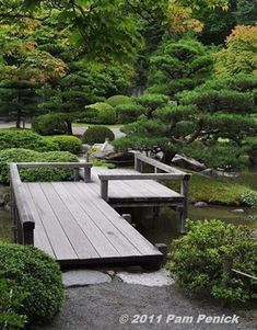 Seattle Japanese Garden - tranquil oasis in the city #japanesegardens #japanesegardening