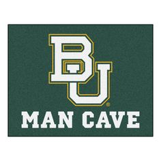 Baylor University Man Cave All-Star Mat 33.75x42.5