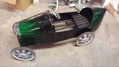 METAL PEDAL CAR CUSTOM - $175 |