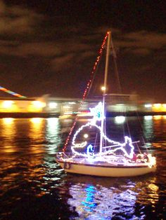 San Diego Bay Parade Of Lights Interesting Mission Bay Christmas Boat Parade Of Lights This Free Celebration 2018