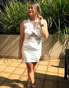Melbourne Cup Day wearing Maurie and Eve.