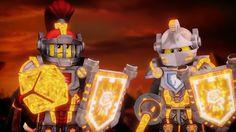 #Nexo Knights Screenshot 2017