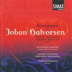 Den Klassiske cd-bloggen: Meistermusikalske Fossegrimen