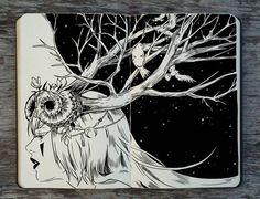 Conheça o projeto de 365 ilustrações de Gabriel Picolo.