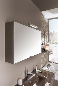Armoire de Toilette Salle de Bain | Delpha Bathroom Lighting, Flat Screen, Mirror, Furniture, Home Decor, Toilets, Wardrobes, Bathroom Light Fittings, Bathroom Vanity Lighting
