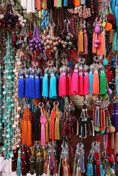 Kwastjes, Marokko