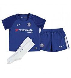 Chelsea Home Blue Kid/Youth Soccer Uniform With Socks Youth Football Jerseys, Cheap Football Shirts, Soccer Uniforms, Youth Soccer, Kids Soccer, Chelsea Soccer, Presents For Kids, Club Kids, Kits For Kids