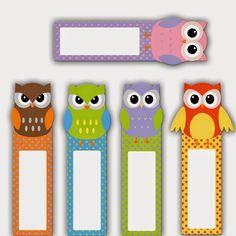 Resultado de imagem para carteira de coruja para imprimir com tres partes da… Diy And Crafts, Crafts For Kids, Paper Crafts, Owl Theme Classroom, Creative Bookmarks, Animal Sewing Patterns, Doily Patterns, Clothes Patterns, Dress Patterns
