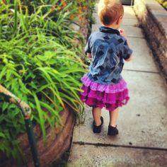 "my son in his skirt - blogger mommy talks about her experience with what I like to call ""fashion equality"""