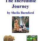 Novel Study, The Incredible Journey Study Guide