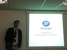 Great session by David...@BootsPharmaJobs #DiscSource  Credit: @CuringaDomenico