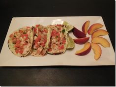 Terra's Kitchen Review and Coupon Code - Grilled Chicken Tacos with Avocado Goat Cheese Sauce #TKMeals #sponsored