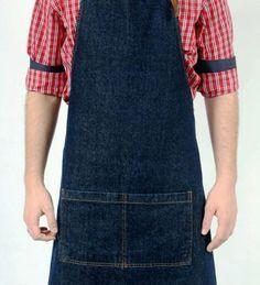 Avental Jeans - Produtos - Empório do Uniforme