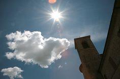 Il campanile. Foto Paci Fossombrone