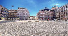 Praça dos Restauradores | Lisbon, Portugal