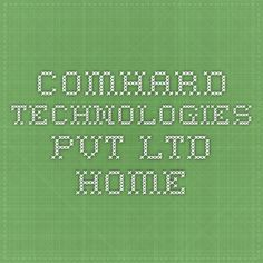 Comhard Technologies Pvt. Ltd. - Home