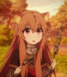 Raphtalia-The Rising of the Shield Hero anime Anime Kawaii, Kawaii Girl, Lolis Neko, Chinese Cartoon, Harley Quinn, Anime Art Girl, Cartoon Drawings, Character Concept, Cosplay