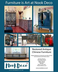 New ad for the shop for the Bristol Magazine @bristollifemag for Oct and Jan.  #interiordesign #chinesefurniture #chineseantiquefurniture #antiquefurniture #homeinteriors #chineseantiques #chineseornaments #nookdeco #nookdecofurniture #uniquefurniture #handmade #asianfurniture #restoredfurniture #vintagefurniture #cliftonarcade #thecliftonarcade #bristolfurniture #bristolinteriordesign #bristolantiques #bristol #boutiquefurniture #boutiqueshop #boutiqueshopping #bristolboutique…