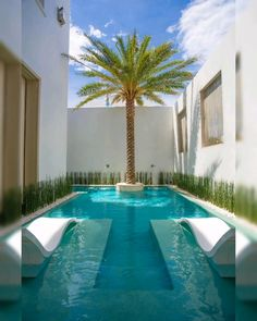 Having a pool sounds awesome especially if you are working with the best backyard pool landscaping ideas there is. How you design a proper backyard with a pool matters. Small Backyard Patio, Backyard Pool Landscaping, Backyard Patio Designs, Swimming Pools Backyard, Swimming Pool Designs, Lap Pools, Indoor Pools, Patio Ideas, Landscaping Ideas